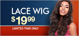 Lace Wig $19.99