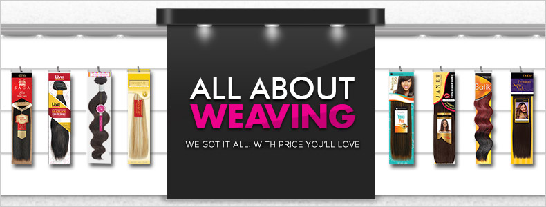 All About Weaving