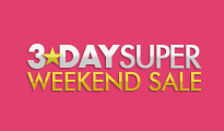 3DAY SUPER WEEKEND