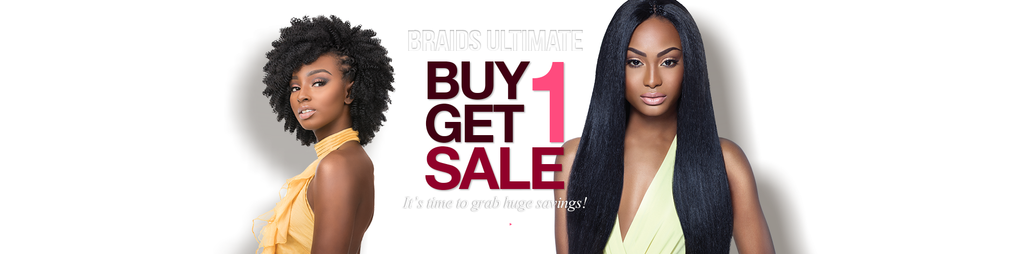 BRAID SUPER BOGO SALE