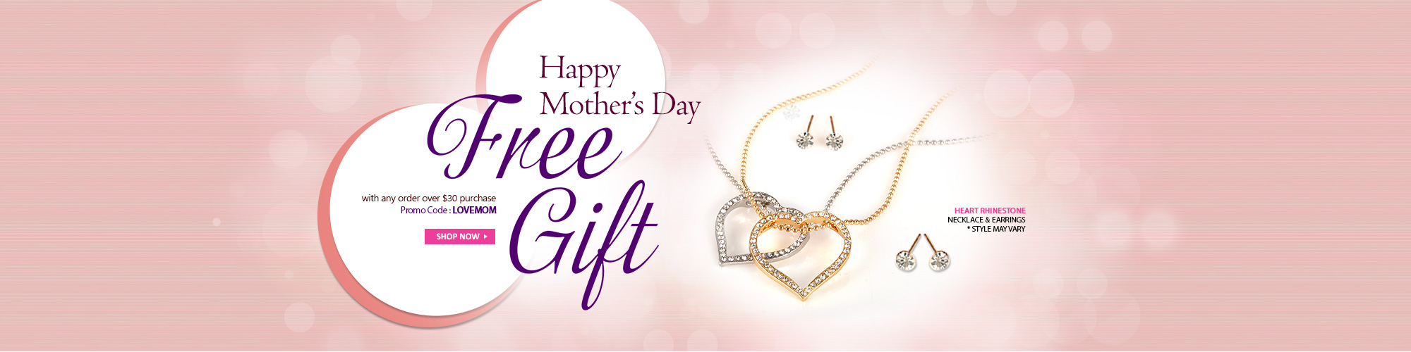 Mother's Day Free Gift