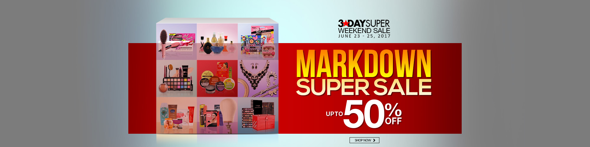 3-DAY SUPER WEEKEND SALE! - Beauty Essentials