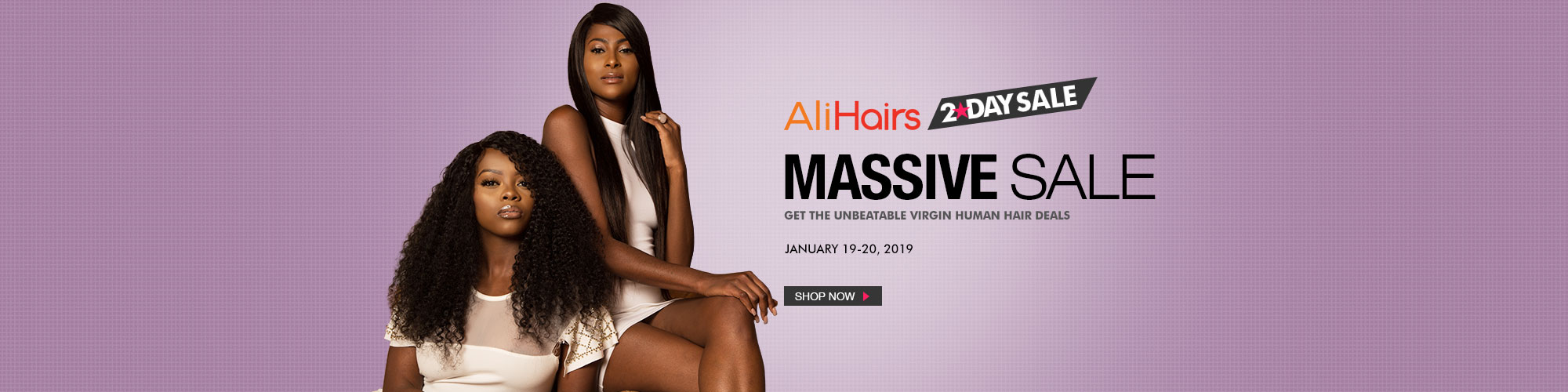 2-DAY MASSIVE SALE - ALIHAIRS