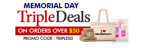 memorial day triple deals