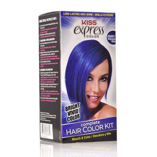 Kiss Express Color Complete Hair Color Kit 6.1oz - SamsBeauty