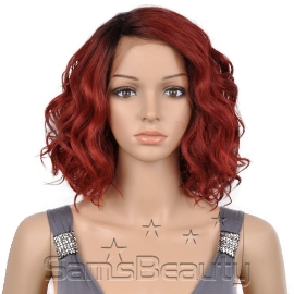 Isis human hair blend lace front wig brown sugar soft swiss lace sr2redvelvet null pmusecretfo Images