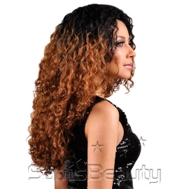 OUTRE Synthetic Hair Half Wig Quick Weave Penny - SamsBeauty af98125dc6