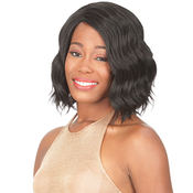 New Born Free Synthetic Hair Wig Slim Line Lace Part Wig SLW26