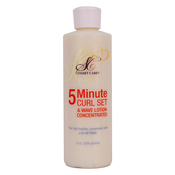 Smart Care 5 Minute Curl Set AMP; Wave Lotion Concentrated 8oz