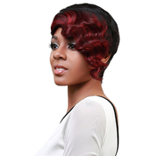 Sensationnel Human Hair Wig Premium Now Bump Wig Sunny