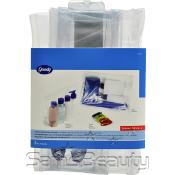 Goody 3 Pack Clear Travel Pouches