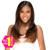 ModelModel Equal Synthetic Hair Weave Invisible Fine Layer 4Pcs