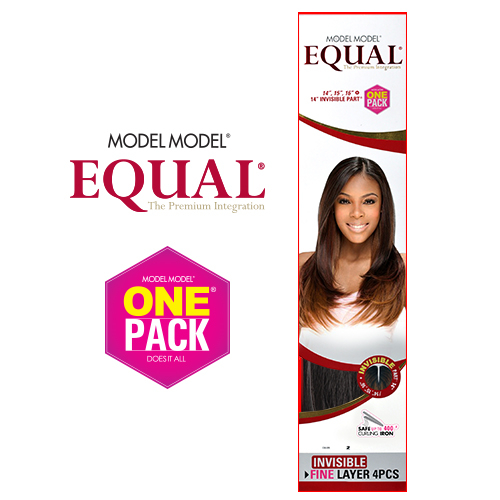 Modelmodel equal synthetic hair weave invisible fine layer 4pcs modelmodel equal synthetic hair weave invisible fine layer 4pcs samsbeauty pmusecretfo Gallery