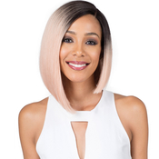 Bobbi Boss Synthetic Lace Front Wig MLF201 Nadine
