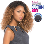 Sensationnel Synthetic Hair Half Wig Instant Weave Custom Fit Sapphire