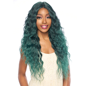 Harlem125 Synthetic Hair Lace Front Wig Swiss Lace 6 Deep Part LSD62