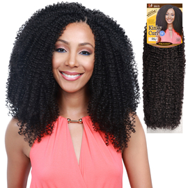 Bobbi Boss Synthetic Kanekalon Hair Braids African Roots Braid Kinky Curl 12