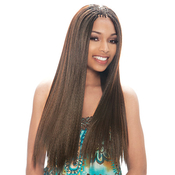 Janet Collection Human Hair Blend Braids Encore New Yaky Bulk