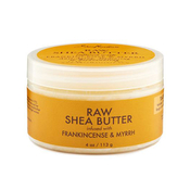Shea Moisture Raw Shea Butter Infused with Frankincense AMP; Myrrh 4oz