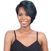 ModelModel Synthetic Hair Wig Extreme Side L Part Yuli