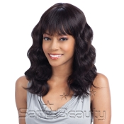 Naked Unprocessed Brazilian Virgin Remy Human Hair Wig Loose Deep 18