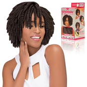 Janet Collection Synthetic Hair Crochet Braids Open Loop YoYo Kalon Tall 20
