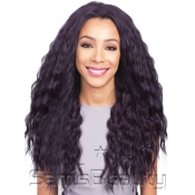 Bobbi Boss Synthetic Lace Front Wig MLF220 13x4 Swiss Lace Crispina