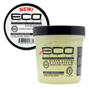 ECO Style Black Castor AMP; Flaxseed Oil Professional Styling Gel