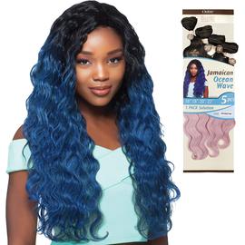 Outre Synthetic Hair Weave Batik Duo Jamaican Ocean Wave 5pcs