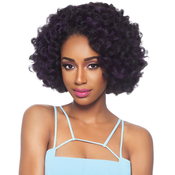 Outre Synthetic Hair Half Wig Quick Weave Antonia
