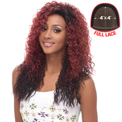 Harlem125 Synthetic Hair Lace Front Wig 4X4 Swiss Silk Base FLS 05