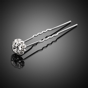 Bridal Rhinestone Hair Pin