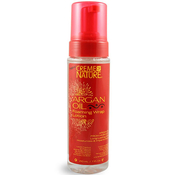 Creme of Nature Argan Oil From Morocco Foaming Wrap Lotion 7oz