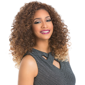 Sensationnel Synthetic Hair Half Wig Instant Weave Glam Series Deanna