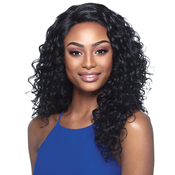 Outre Synthetic Lace Front Wig L Part Amber