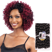 FreeTress Synthetic Hair Crochet Braids 2X Ringlet Wand Curl S