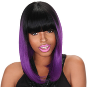 Royal Sis Synthetic Hair Wig A Line H Moa