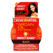 Creme Of Nature Argan Oil Perfect Edges Black 225oz