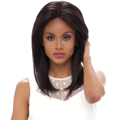 Harlem125 Brazilian Remy Human Hair Lace Front Wig Master 4X4 Full Silk Top Lace Front Wig MBL03