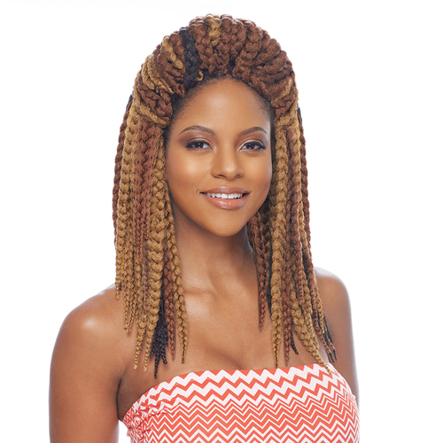 Crochet Braids Small : Synthetic Hair Crochet Braids Senegalese Twist Small Samsbeauty ...