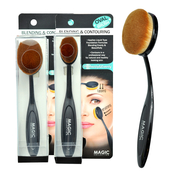Magic Collection Oval Soft AMP; Smooth Blending and Contouring Brush