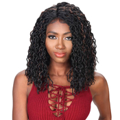 Royal Sis Synthetic Hair Swiss Lace Front Wig Faux Locs Pre Tweezed Loc Lace Lulla