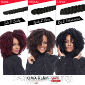 Harlem125 Synthetic Hair Braids Kima KimaKalon 20