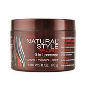 Natural Style by FUBU Mens 3in1 Pomade 6oz