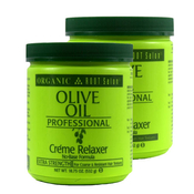 Organic Roots Stimulator Prof Olive Oil Relaxer Nobase 1875oz