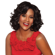 Vivica Fox Synthetic Lace Front Wig LeonaV Special Color