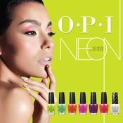 OPI Neon Nail Lacquer Collection