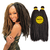 GoldenState Rast A Fri Synthetic 100 Kanekalon Braid Malibu Afro Kinky Braid