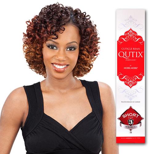 Model Model Qutix 100 Human Hair Cuticle Remy Extensions ...