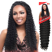Harlem125 Synthetic Hair Braids Kima Braid Brazilian Twist 20